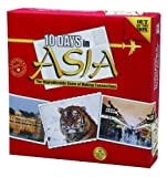 Image for board game Out of the Box 10 Days In Asia Game