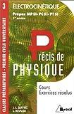 Electrocinétique - MPSI, PCSI, PTSI