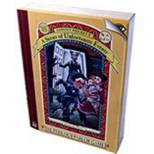Lemony Snicket's A Series of Unfortunate Events Perilous Parlor Game by Mattel