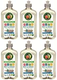 (6 PACK) - Earth Friendly Products - Baby Bottle Wash | 500ml | 6 PACK BUNDLE