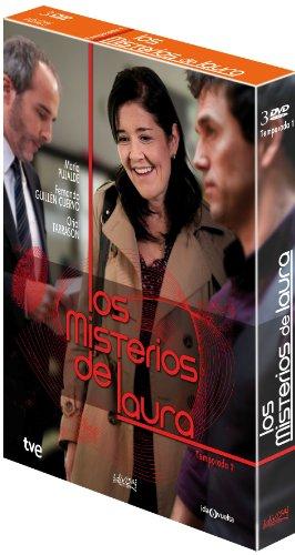 Los Misterios De Laura - Temporada 1