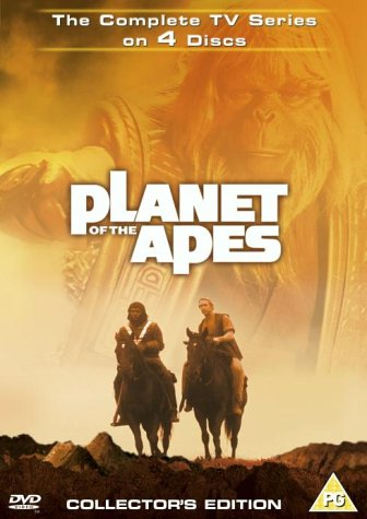 Planet Of The Apes: The Complete TV Series [DVD] [1974]