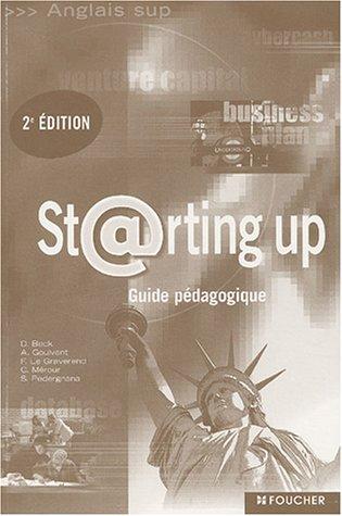 Starting Up : BTS - DUT (Guide pédagogique)