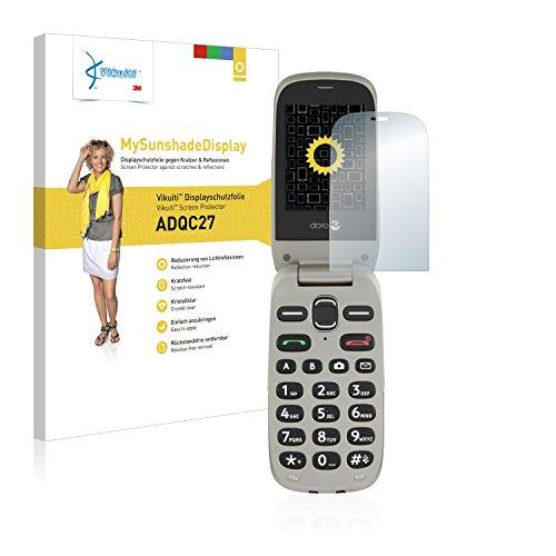 Vikuiti Displayschutzfolie ADQC27 von 3M für Doro PhoneEasy 632 Schutzfolie Folie - Klar, Reflexmindernd