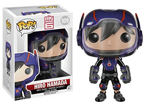 Funko Disney's Big Hero 6 POP Vinyl Figure: Hiro Hamada