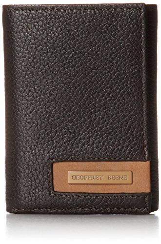 geoffrey-beene-mens-trifold-in-milled-leather-with-plaque-logo-brown-porcelain-one-size