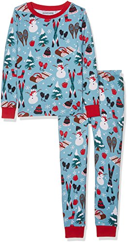 Hatley Boy's Long Sleeve Printed Pyjama Sets