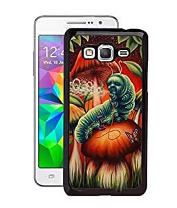 Aart Designer Luxurious Back Covers for Samsung Galaxy Grand Prime + Portable & Bendable Silicone, Super Bright LED Lamp, 360 Degree Flexible by Aart Store.