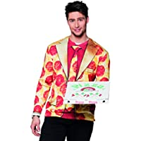 "'BOLAND 84194Foto Realista Camiseta ""Pizza Peperoni, M"