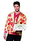 Fotorealistisches Shirt Pizza Peperoni