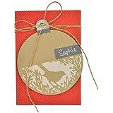 Sizzix Festive Bird Por Sophie guilar Thinlits–Acero al carbono, multicolor, 3unidades)