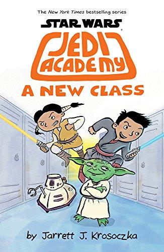 Star Wars Jedi Academy 04: A New Class