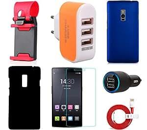 NIROSHA Mobile Combo for OnePlus 2 - 1P2-SH-3UA-CC-CUC-BHBC-KHBC-TG