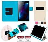 Hülle für Lenovo Tab 2 A7-30 Tasche Cover Case Bumper | in Beige | Testsieger