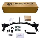 Westfalia Starre Anhängerkupplung für Mokka (BJ ab 10/12) im Set mit 13-poligem fahrzeugspezifischen Elektrosatz