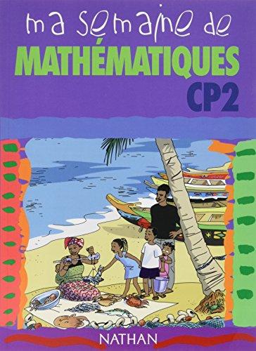 Ma semaine de mathématiques CP, numéro 2, élève