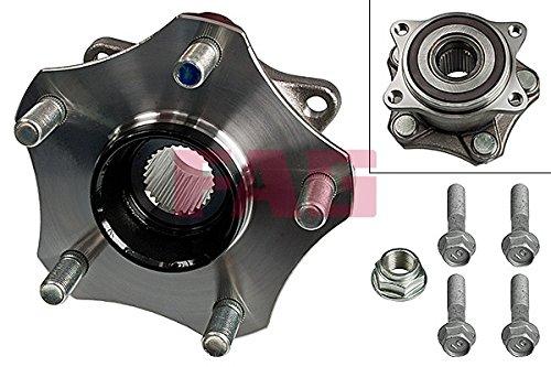 Preisvergleich Produktbild FAG 713 6236 20 Radlagersatz