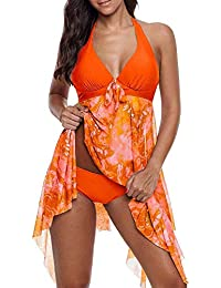 Amazon.it  Huateng - Coordinati   Bikini  Abbigliamento 1ef951f3580