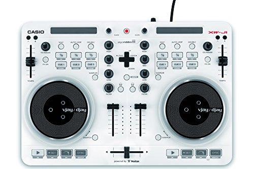 Casio XW-J1 DJ-Controller - Mixer Rotary