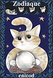 Chat et Zodiaque, 12 eauxfortes