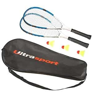 Ultrasport Speedbadminton Set, Blau, 331400000138
