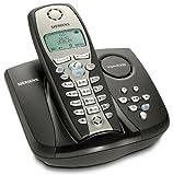 Siemens Gigaset C325 graphit, schnurlos Telefon DECT