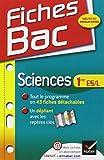 Fiches Bac Sciences 1re ES, L: Fiches de cours - Première ES, L