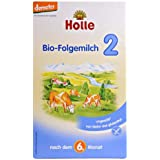 [mia.home®]HOLLE BIO-FOLGEMILCH 2 600G,4er Pack(4x600g)