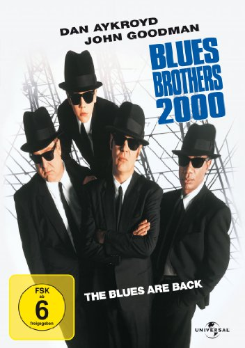 Blues Brothers 2000 - Universal 8 Mm, Vhs