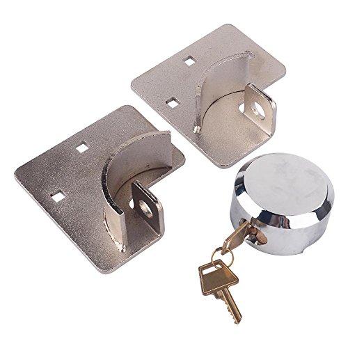Zoternen - Candado Seguridad Puerta Cerradura Llave