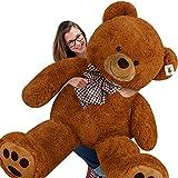 XXL Teddybär  140cm (Deuba, 175cm diagonal)- TÜV geprüft - 2