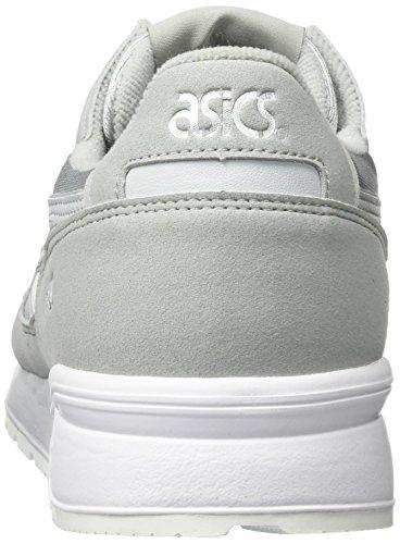 Asics Gel-Lyte, Scarpe da Ginnastica Uomo Grigio (Mid Grey/Glacier Grey)