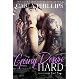 Going Down Hard (Billionaire Bad Boys Book 3) (English Edition)