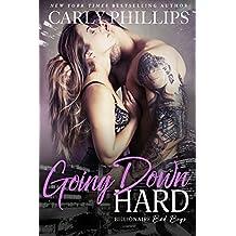 Going Down Hard (Billionaire Bad Boys Book 3) (English Edition)