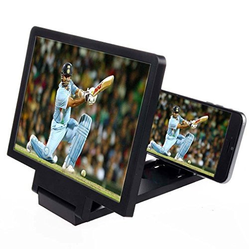 CLASSYTEK New Style India Universal Mobile Phone Analog 3D Video Folding Enlarged Screen Expander Stand for iPhone, Samsung And other Smart Phones