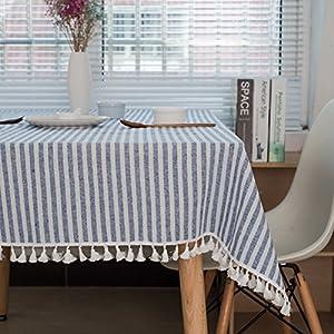 Tischläufer Blau Weiß günstig online kaufen   Dein Möbelhaus