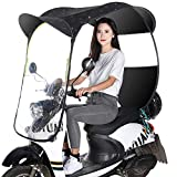 Liang Shuang Parasol Parasol Électrique Parasol Batterie Voiture Moto Parasol Vélo...