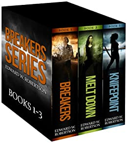 The Breakers Series: Books 1-3 (English Edition) von [Robertson, Edward W.]