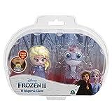 Giochi Preziosi Disney Frozen 2 Whisper and Glow Double Blister Elsa and The Fire Spirit