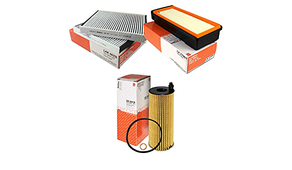 Mahle Knecht Inspektions Set Inspektionspaket Luftfilter Ölfilter Innenraumfilter Auto