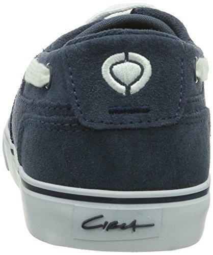 C1rca Valeo, Sneakers Basses Adulte Mixte bleu (NYWH/ NAVY WHITE)