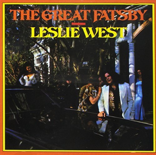 Leslie West: The Great Fatsby (Audio CD)