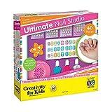 Girls Ulitmate Nail Polish Set and Nail Art Kits! Girl's Love This! Nail and Pedicure Combo Sets