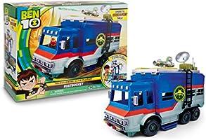 Giochi Preziosi - Ben 10 Rustbucket Camion Veicolo Trasformabile in Playset