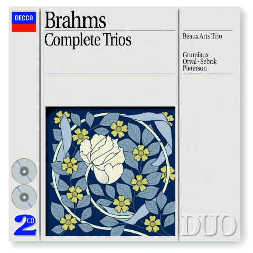 Brahms: Piano Trio No.3 in C minor, Op.101 - 2. Presto non assai