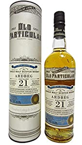 Ardbeg 21 Year Old 1992 - Old Particular Single Malt Whisky from Ardbeg