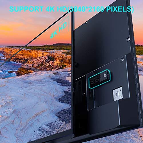 ACEPC Fanless Mini PC Stick 4GB RAM/64GB eMMC Intel x5-Z8350 Windows 10 Pro Computer Stick Support 4K HD, Dual Band WiFi, USB 3.0/USB 2.0,Bluetooth 4.2
