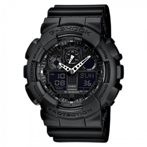Casio G Shock Montre Homme Montre bracelet GA de 100–1A1ER
