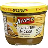 AYAM Pâte à Tartiner de Coco - Lot de 2