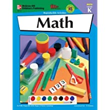 The 100+ Series Math, Grade K by Fitzgerald, Holly, Rogers, Kathy, Cummings, Renee (2010) Paperback